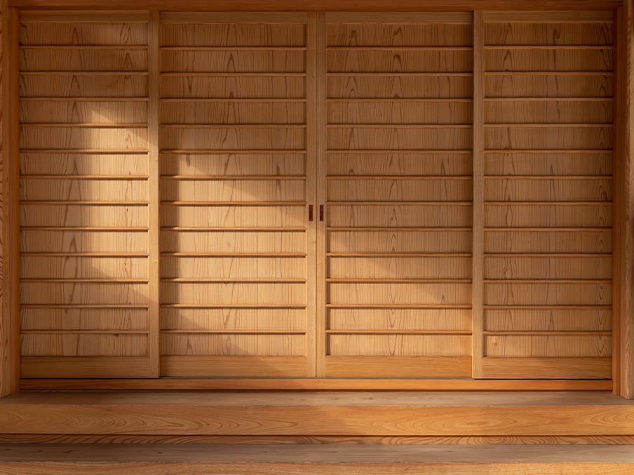 木の建具・戸